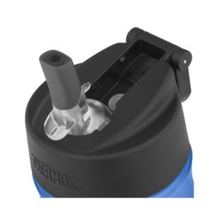 Hydratační láhev s brčkem Thermos Sport modrá 320141, Thermos