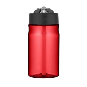 Hydratační láhev s brčkem Thermos Sport červená 320142, Thermos