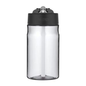 Hydratační láhev s brčkem Thermos Sport čirá 320143, Thermos