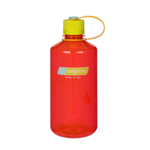 Láhev Nalgene Narrow Mouth 1.0L pomegranate 2078-2065