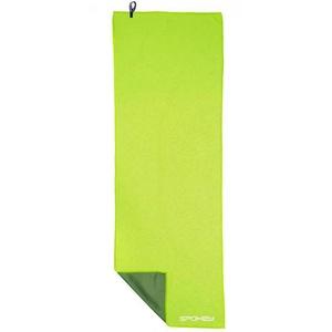 Chladící rychleschnoucí ručník Spokey COOLER 31x84 cm, zelený, Spokey