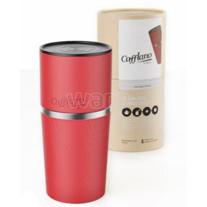 Outdoorovy kávovar Cafflano Klassic red CAF0003, Cafflano