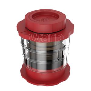 Outdoorovy kávovar Cafflano Kompact red CAF0004, Cafflano