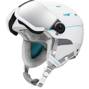 Lyžařská helma Rossignol Allspeed Visor Impacts W RKIH401-000, Rossignol