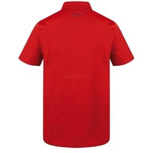 Pánské triko Husky Teril M červená, Husky