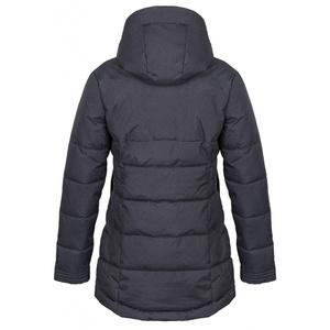 Dámský hardshell plněný kabátek Husky Nilit L antracit, Husky