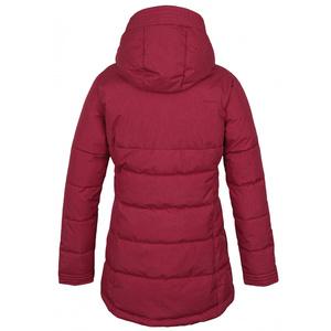 Dámský hardshell plněný kabátek Husky Nilit L purpurová, Husky