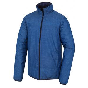 Pánská plněná oboustranná bunda Husky Nodiq M tm.modrá / tm.modrá, Husky