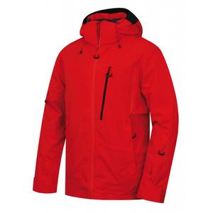 Pánská lyžařská bunda Husky Montry M červená, Husky