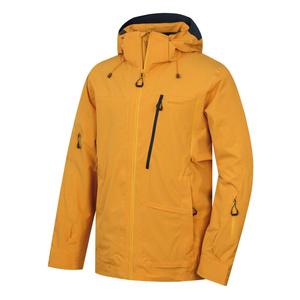 Pánská lyžařská bunda Husky Montry M krémově žlutá, Husky