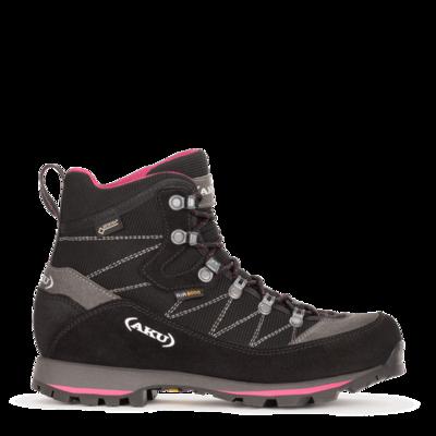 Dámské boty AKU Trekker Lite III dámská GTX černo/purpurová, AKU