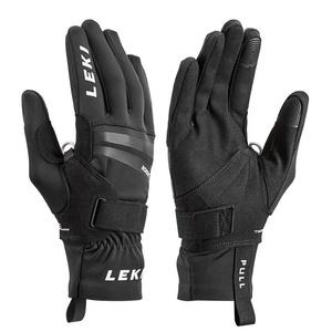 Běžkařské rukavice LEKI Nordic Slope Shark (643914302) black