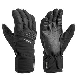 Rukavice LEKI Space GTX (643861304) black/lime, Leki