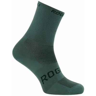 Rychleschnoucí sportovní ponožky Rogelli FOREST, khaki 007.155, Rogelli