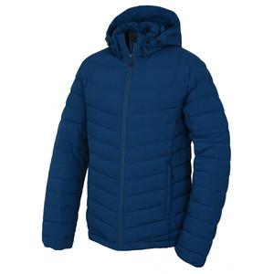 Pánská péřová bunda Husky Donnie M modrá, Husky