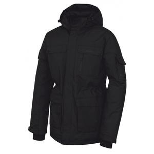 Pánská péřová bunda Husky Dantex M černá, Husky