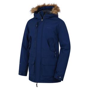 Pánský kabát Husky Nelidas M tm. modrá, Husky