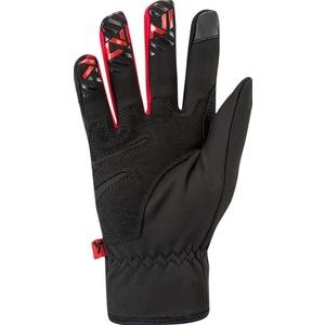 Dětské sportovní softshellové rukavice Silvini Ose CA1541 black 0820, Silvini