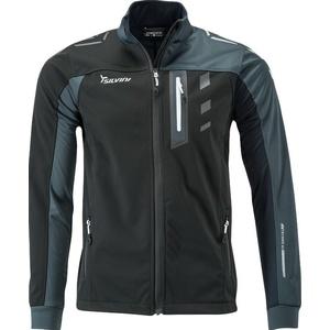 Pánská softshellová bunda Silvini Casino MJ701X black, Silvini