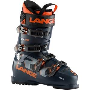 Lyžařské boty Lange RX 110 petrol/orange LBI2080
