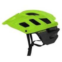 Cyklistická přilba pro dospělé Spokey SINGLETRAIL zelená, Spokey
