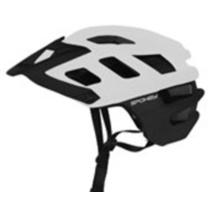 Cyklistická přilba pro dospělé Spokey SINGLETRAIL bílá, Spokey