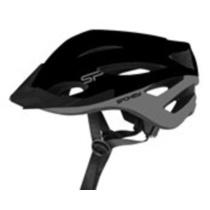 Cyklistická přilba pro dospělé Spokey SPECTRO 58-61 cm, černá, Spokey