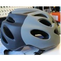 Cyklistická přilba pro dospělé Spokey CHECKPOINT 58-61 cm, šedá, Spokey
