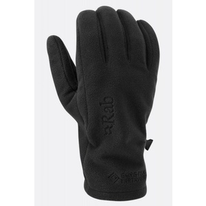 Rukavice Rab Infinium Windproof Glove black/BL, Rab