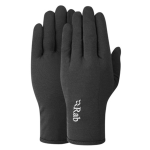 Rukavice Rab Forge 160 Glove ebony/EB, Rab