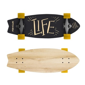 Longboard Spokey LIFE 67,5 x 25,5 cm  ABEC7 , Spokey