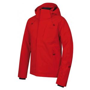 Pánská lyžařská bunda Husky Nopi M červená, Husky