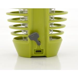 Svítilna Cattara PEAR nabíjecí + lapač hmyzu, Cattara