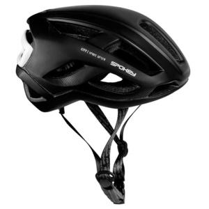 Cyklistická přilba Spokey CITY IN-MOLD černá, Spokey