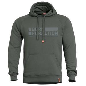 Mikina PENTAGON® Phaeton Born For Action camo green, Pentagon