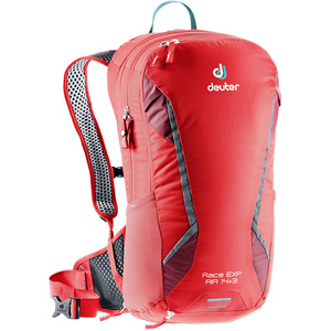 Batoh Deuter Race EXP Air 14+3 chili-cranberry (3207318), Deuter
