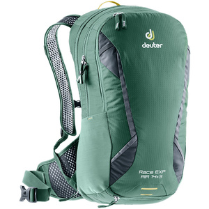 Batoh Deuter Race EXP Air 14+3 seagreen-graphite (3207318), Deuter