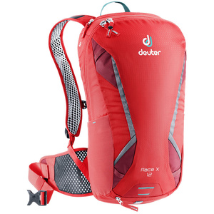 Batoh Deuter Race X chili-cranberry (3207118), Deuter