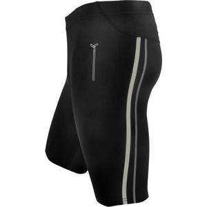 Pánské krátké běžecké kalhoty Silvini Lambro MP614 black, Silvini