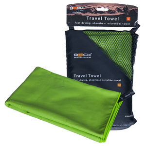 Ručník Rock Empire Travel Towel L Green
