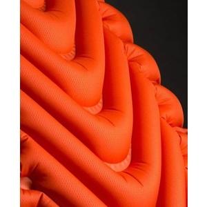 Nafukovací karimatka Klymit Insulated Static V oranžová, Klymit