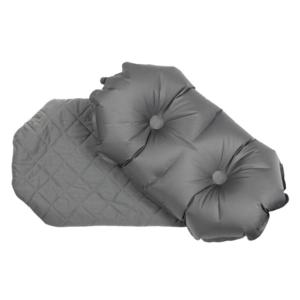Nafukovací polštář Klymit Luxe Pillow šedý