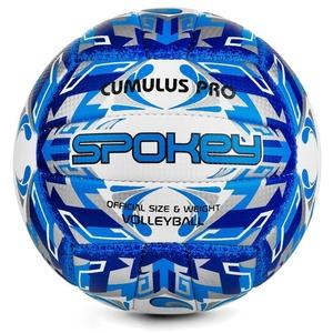 Volejbalový míč Spokey CUMULUS PRO modrý vel. 5