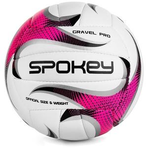 Volejbalový míč Spokey GRAVEL PRO růžový vel. 5