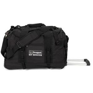 Cestovní taška Snugpak Monster Roller 65l černá, Snugpak