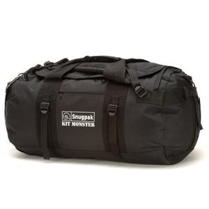 Cestovní taška Snugpak Monster 65 l černá, Snugpak