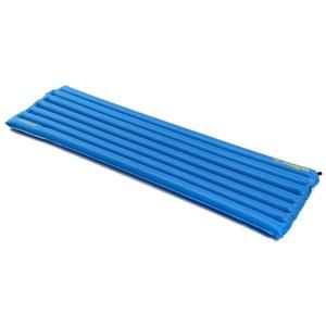 Nafukovací karimatka s vestavěnou pumpou Snugpak Air Mat modrá, Snugpak