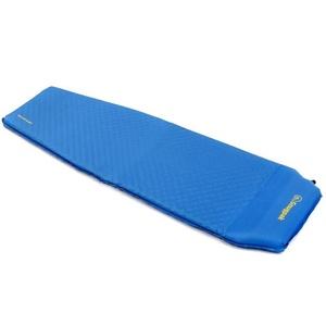 Samonafukovací karimatka Snugpak XL s vestavěným polštářem modrá