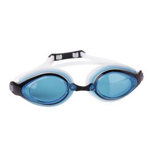 Plavecké brýle Spokey KOBRA bílé, modré skla, Spokey