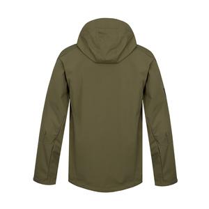 Pánská softshellová bunda Husky Sauri M tm. olivová, Husky